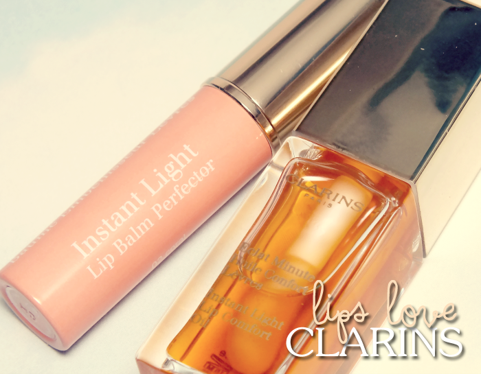lips love clarins