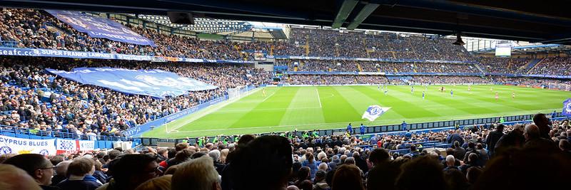 Panorama Stamford Bridge