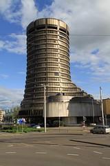 BIZ-Turm (1972-77) Basel