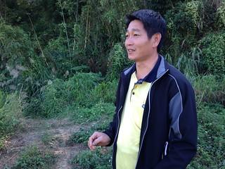 石虎田股東之一,徐昌田有個農事專家老爸。