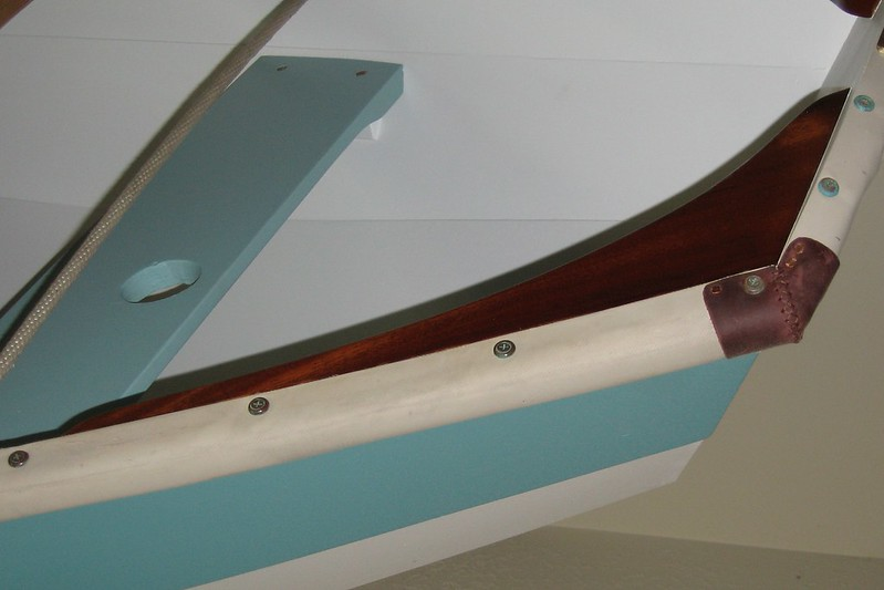 dinghy fendering??? what works? [Archive] - The WoodenBoat Forum