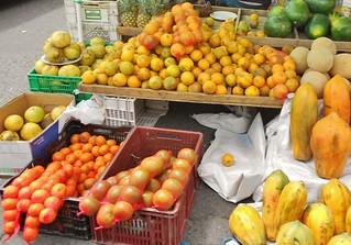 Fresh Fruit in Quito Market