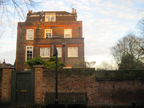 Old House in Hampstead