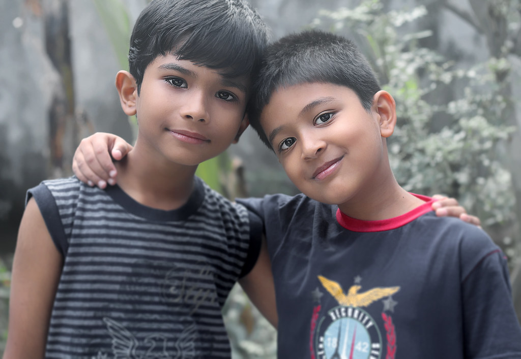 Handsome Indian boys