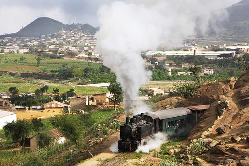 steam mallet asmara eritrea littorina railbus nefasit