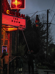 Changing Up The Marquee
