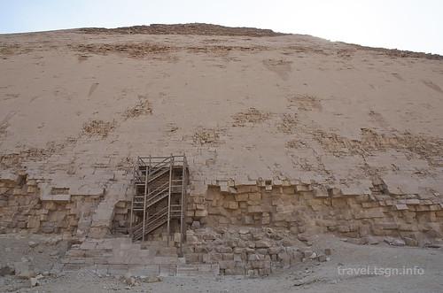 【写真】2014 世界一周 : 屈折ピラミッド、赤ピラミッド/2021-01-07/PICT7052
