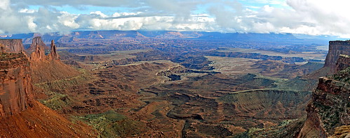 Panorama - Canyonlands N.P.