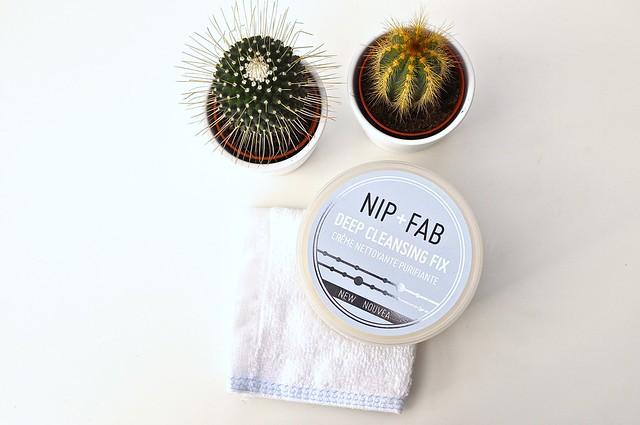 Nip & Fab Deep Cleanse 1