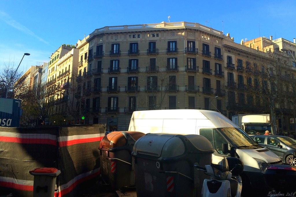 Barcelona day_1, Passeig de Gràcia