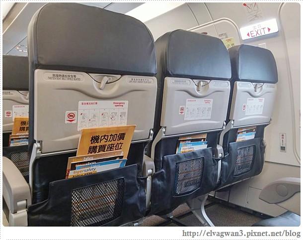 泰國-清邁-台灣虎航-華航-廉價航空-LCC-虎寶虎妞-紅眼航班-Kevin彩妝-EROS-金瓜米粉-懷舊排骨飯-台式魯肉飯-新加坡-A320機隊-53-63634-1