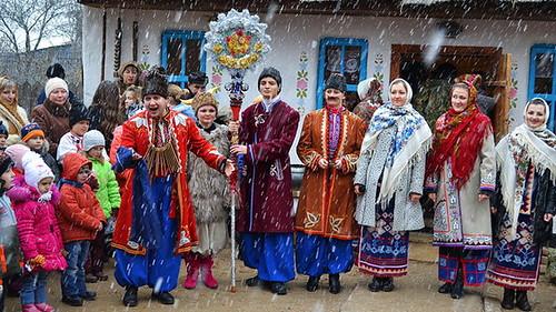 Новий рік по-українськи: напівзабуті традиції