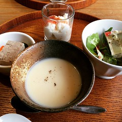 earlier @ cercle #lunch #nakazakicho #osaka #japan