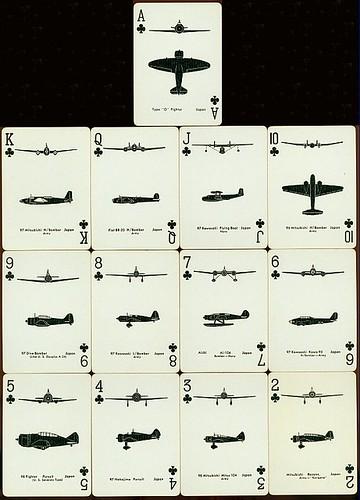 Spotter Cards Aviones japoneses