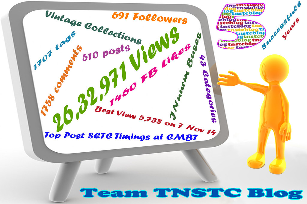 TNSTCBlog 5yrs Stats