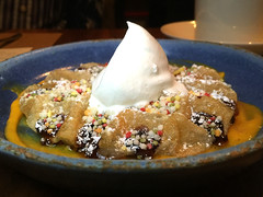 "Mochi Waffles ""Moffles"", YAKITORI-YA at…"