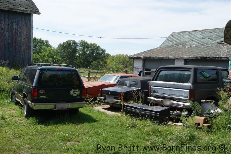 A Daytona on a Farm