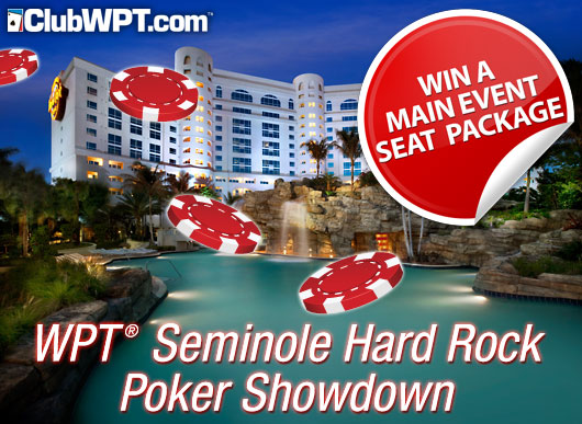WPT SHRPO ClubWPT