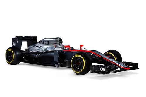 McLaren-Honda MP4-30 2015