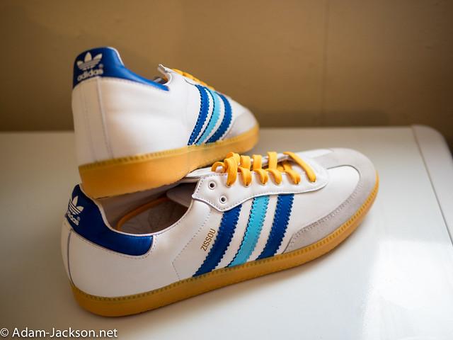 The Life Aquatic With Steve Zissou Shoes - Adidas