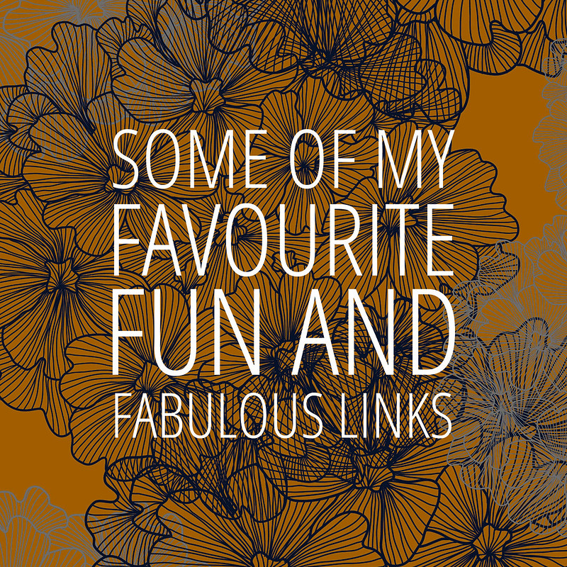 Favourite fun and fabulous links February 2015