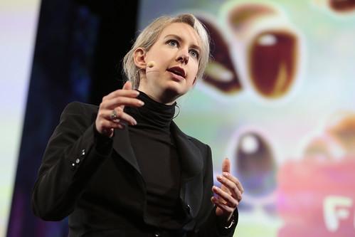 TEDMED Elizabeth Holmes