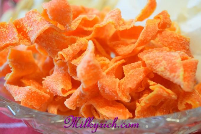 Mứt cà rốt dừa sợi -11