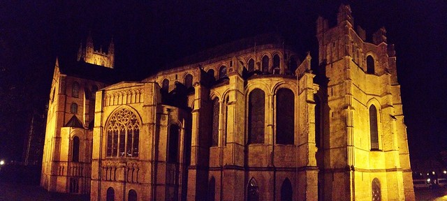 Christchurch Cathedral Canterbury