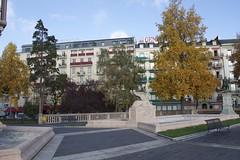 Square des Alpes