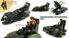 Custom Lego Batmobile | Elevated Gun Platform