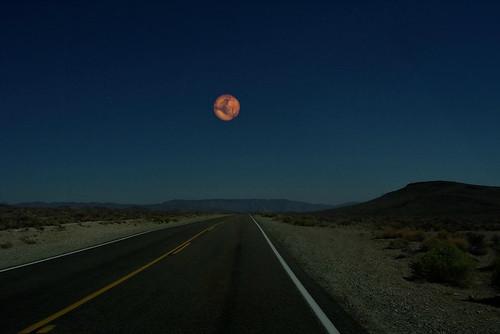 Venus instead of the moon