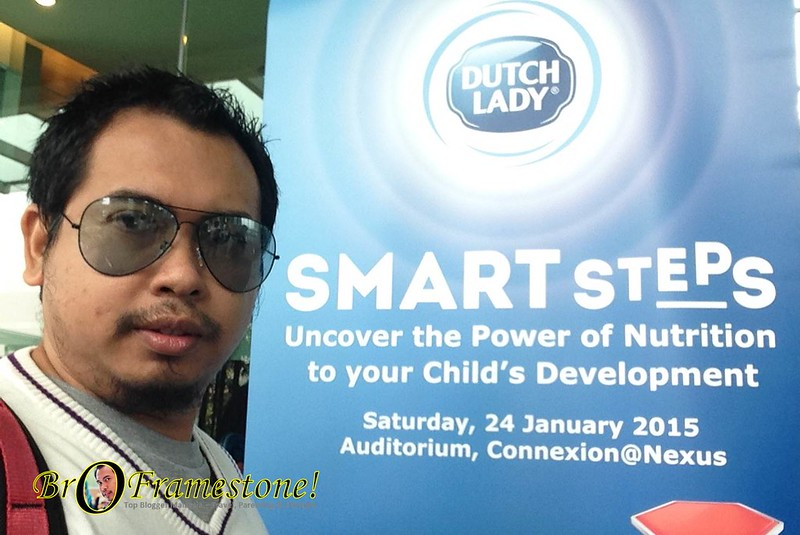 Pengalaman menyertai Dutch Lady Smart Steps Workshop