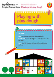 Play dough Infosheet