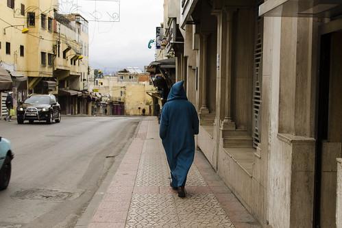 Meknès' life