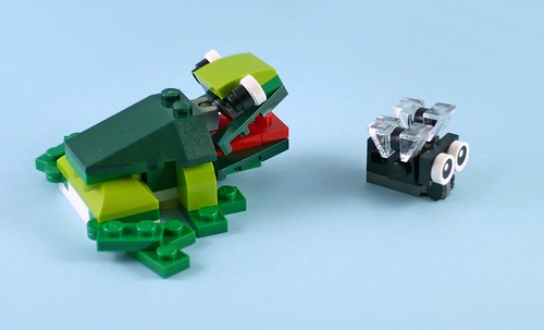 LEGO Creator 31031 Rainforest Animals 02