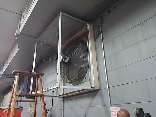 Welding Fan Filter Box