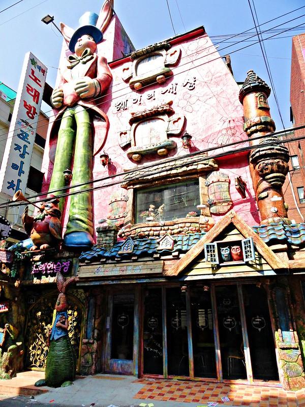 Sinchon, Seoul