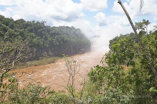 【写真】2015 世界一周 : イグアスの滝・ロワートレイル(1)/2020-09-13/PICT7488
