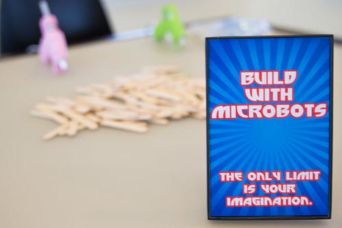 Big Hero 6 Party Microbots Build