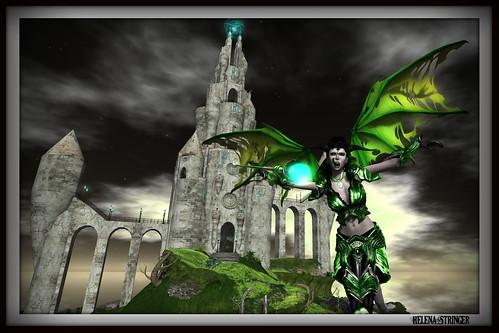Helena Stringer - Free*Style - Dragon Mage - 1