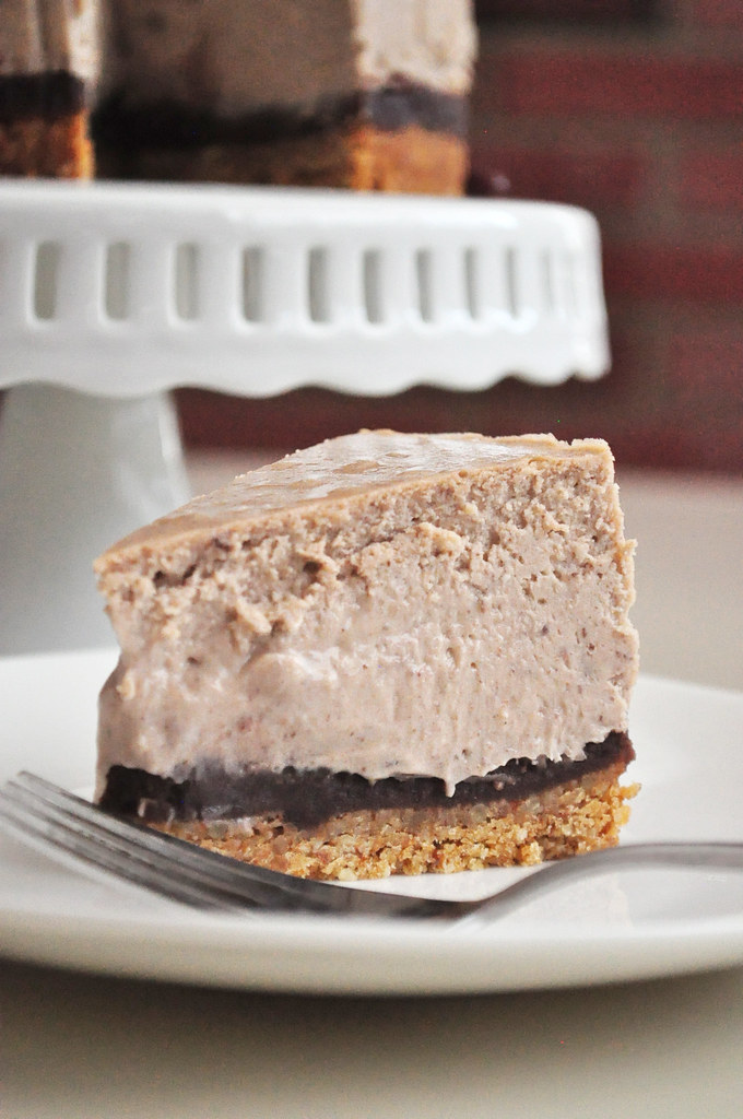 Red Bean Cheesecake