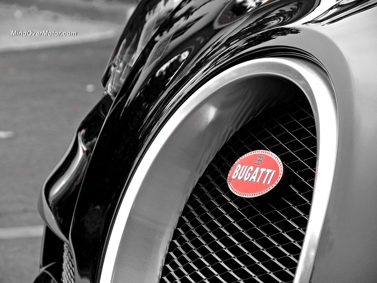 Bugatti Veyron Badge