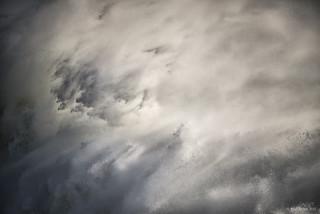 Storm close-up