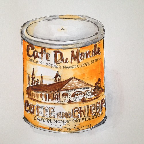 Cafe Du Monde Chicory Coffee