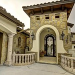 Lake Austin Tuscan House - Website Res. Traditional