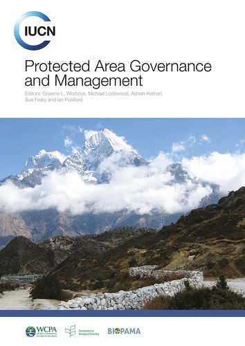 Protected Area Governance and Management @ANU_Press @IUCN @IUCN_PA @IUCN_CEC