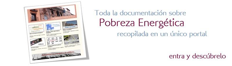 Portal sobre pobreza energética