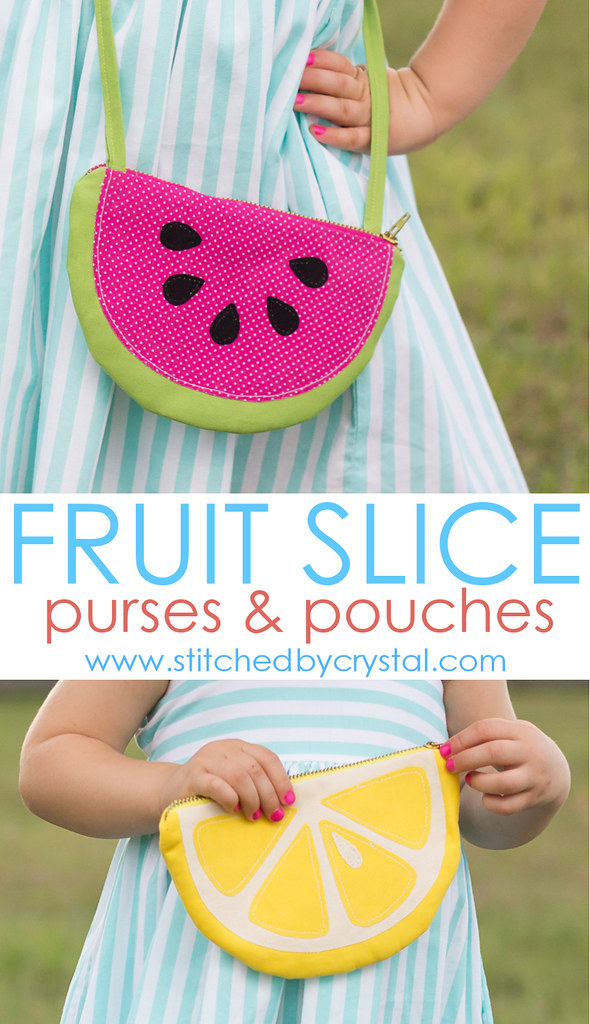 9eadbde52cf5 I have been busy sewing up some cute little coin pouches and purses for my  kiddos and I have a pattern and tutorial to share with you!