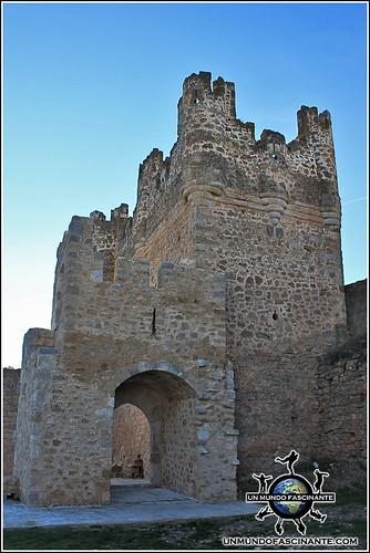 Torre del Homenaje del Castillo de Berlanga,  Berlanga de Duero (Soria, España)