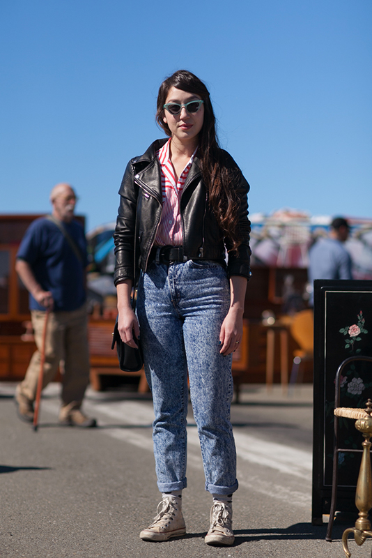 lisa_flea Alameda, Alameda Flea Market, Quick Shots, street fashion, street style, women